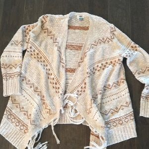 Old Navy Warm Cardigan. Size Large